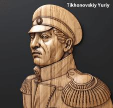 Портрет. Павел Степанович Нахимов.