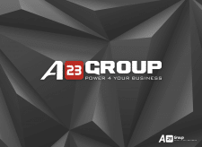 A23 Group Logo Redesign for Business Group