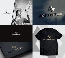 Логотип для AG.Marketing