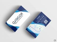 визитка OSOCOR
