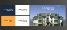 Логотип и стиль для застройщика жилой недвижимости