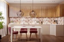 Дизайн итнерьера кухни