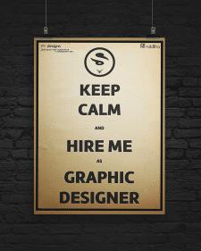 Реклама для 99 design