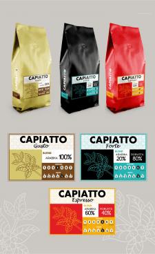 упаковка кофе CAPIATTO