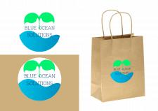 Логотип для компании по производству эко-товаров