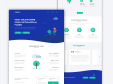 Landing page! For Me