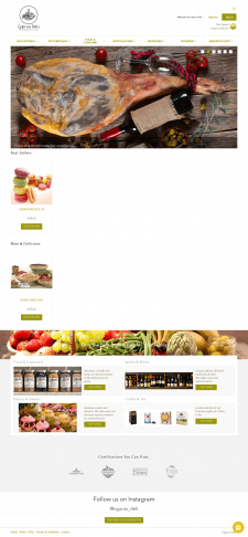 Интернет магазин на Shopify