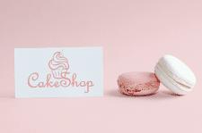 """лого """"CakeShop"""""""
