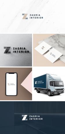 Лого Zagria Interior