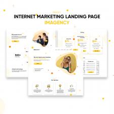 IMAGENCY Landing Page