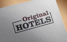 Логотип для группы компаний Original Hotels