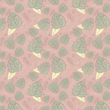 Паттерн листья
