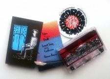 Дизайн конверта кассетного издания