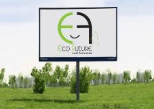 """Логотип """"Eco future"""""""