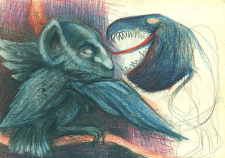 Others Creatures 1 > theDrawing of ValeriyVlasenko