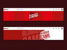 Шапка You Tube (блоггеры)
