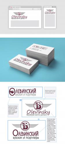 Разработка логотипа для юридической компании
