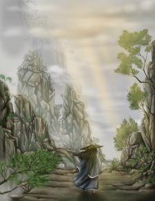 Иллюстрация окружения.