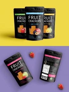 Упаковка FruitCrackers
