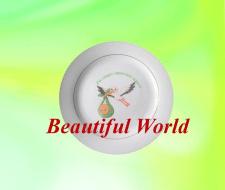 Дизайн тарелки