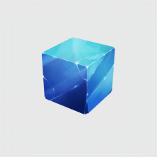 2d graphics (material crystal)