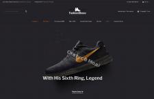 Інтернет-магазин одягу та взуття