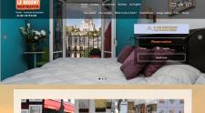 Сайт для хостелу