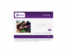 UCell / WebSMS Service
