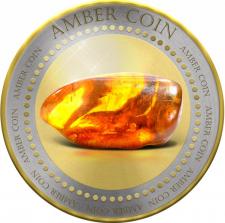 Логотип Amber Coin