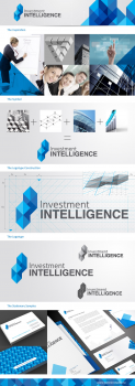 "Логотип для компании ""Investment Intelligence"""