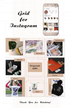 Grid for Instagram