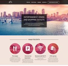 Разработка сайта для отеля на Drupal 7