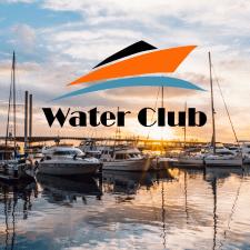 Логотип для Яхт Клуба