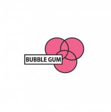 Bubble Gum Logo