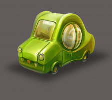snake-car