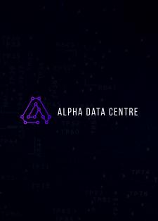 Логотип для Data-центра