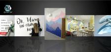 Сайт творческой мастерской Miriada