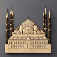 Голубая мечеть (Стамбул)
