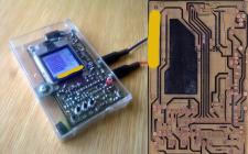 Термостат с аналоговым датчиком на AVR