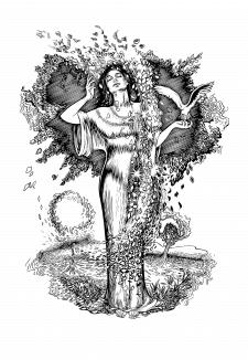 Иллюстрация к стихам