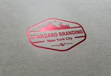Стильный логотип для брендингового агентства