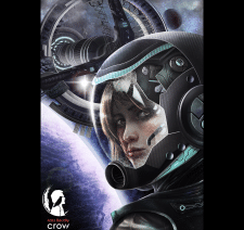 Иллюстрация на обложку для книги