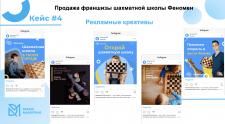 Продажа франшизы шахматной школы Феномен