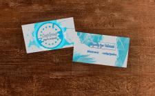 Дизайн визиток.