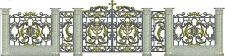 Ворота кованые 2D