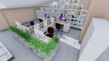 Бюджетный дизайн офиса