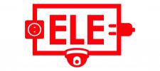 Логотип для магазина ELE