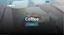 Coffee (сайт кавярні responsive)