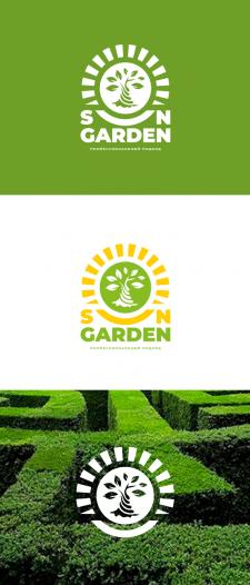 Лого. Sun Garden