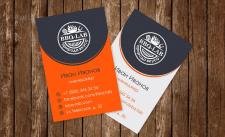 Разработка визиток на конкурс